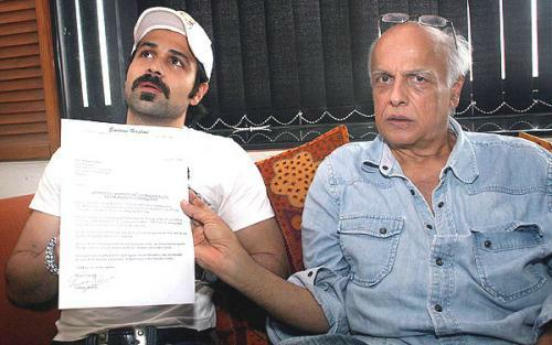 emraan and mahesh  bhat